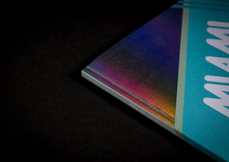 Holographic Foil PUR Brochure